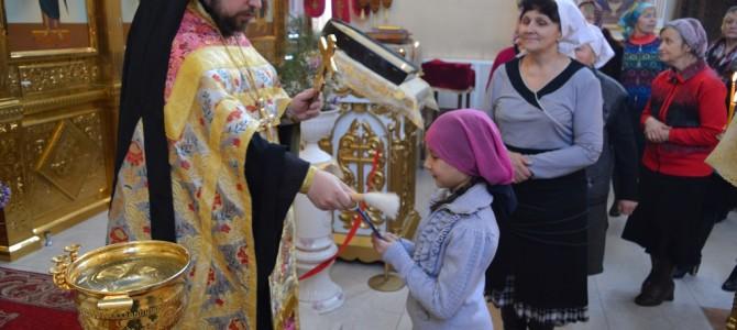 Прихожане Спасского собора Краснокаменска попросили помощи Божией в 2016-м году.