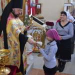 Новогодний молебен в Краснокаменске