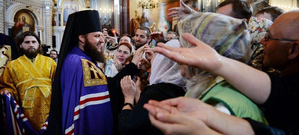 18 июня 2017 года состоялась хиротония архимандрита Аксия (Лобова) во епископа Нерчинского и Краснокаменского